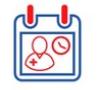 Normaal gesproken ziet u uw operateur 6 weken na de operatie. Als alles dan goed gaat neemt de fysiotherapeut het over. Alleen bij problemen is het nodig een extra consult aan te vragen. Reguliere controles op vaste momenten zijn niet altijd zinvol.